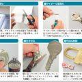 南京錠の鍵をエコ複製するなら空き缶を再利用