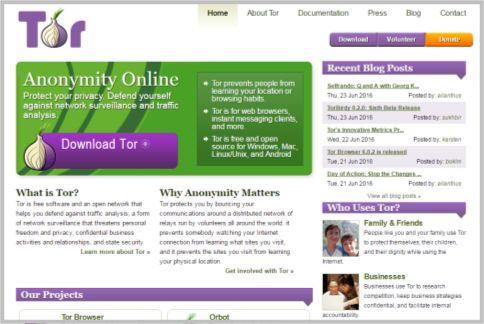 Tor Browserを使ってウィキリークスに投稿する