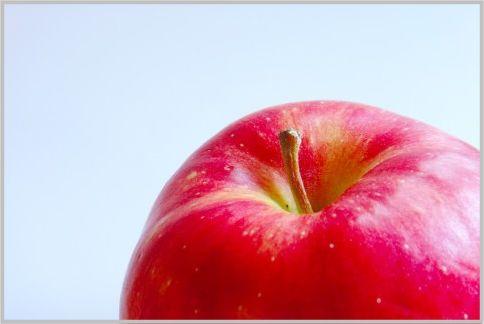 にんにくの臭いを消す方法ならリンゴが効果的