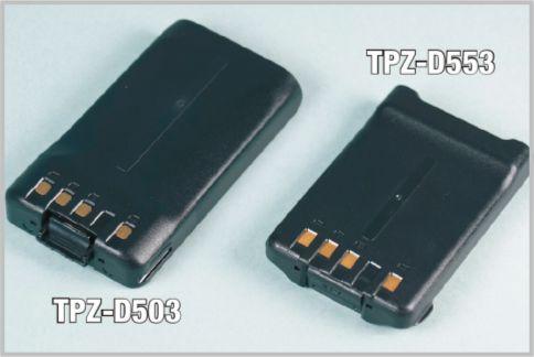TPZ-D553は防水構造とバッテリーを見直した