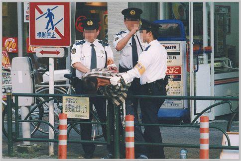 警察用語「さんずい」「うかんむり」何のこと?