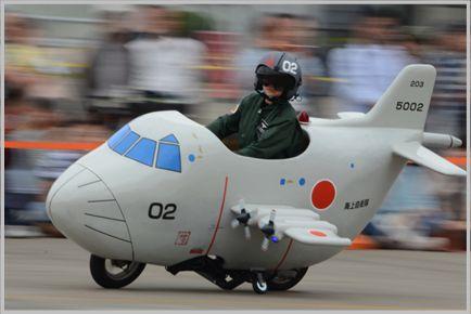 海上自衛隊のイベントはあえて航空祭を狙う理由