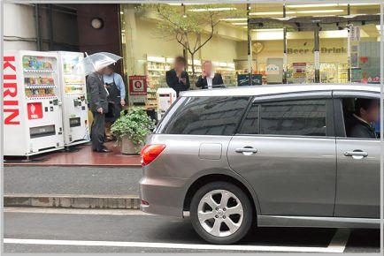 パーキングメーターを移動する仕事で1日1万円