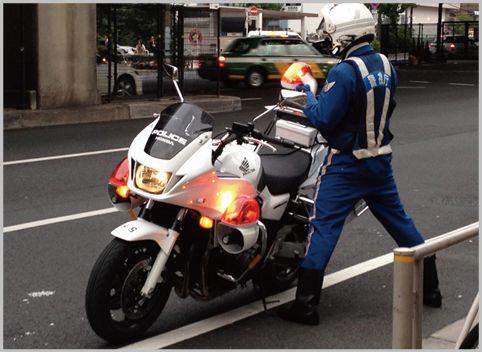 スピード違反は15km/h以上で捕まる可能性が高い