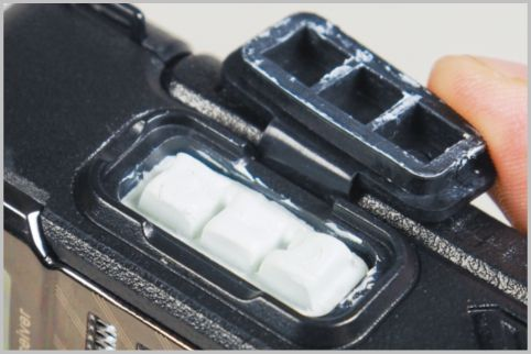UV-5Rをアマチュア無線機として運用する改造