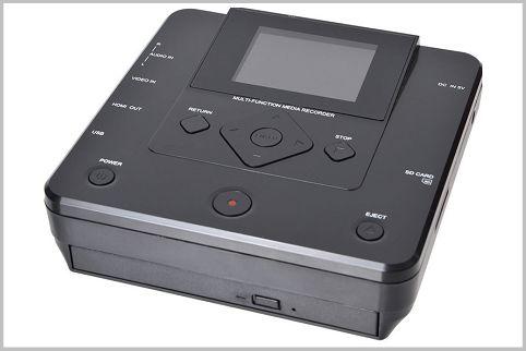 ビデオテープをPCなしでDVDにダビングする方法