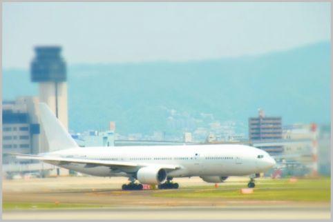 エアーバンドで航空路上の雲や気流の情報を知る