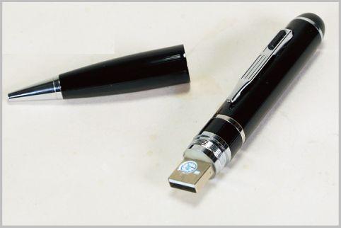 ペン型カメラはクレームの攻守で役立つアイテム