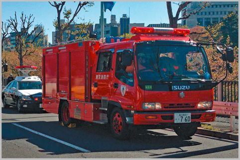 現場の隊員間の通話が聞ける消防無線の魅力とは
