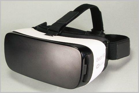 Gear VRはスマホ連動で気軽に本格的なVR体験