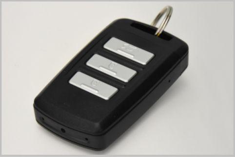 キーレスエントリー型カメラがWi-Fi搭載に進化
