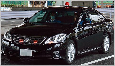 覆面パトカーには捜査用と交通取締り用がある