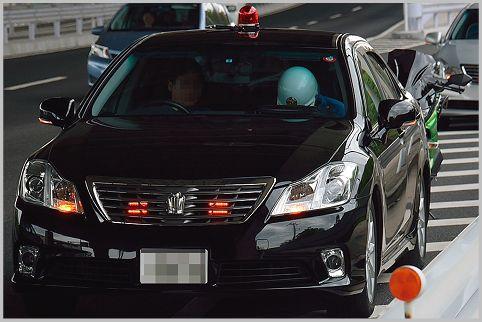 覆面パトカーのスピード取り締りの注意ポイント