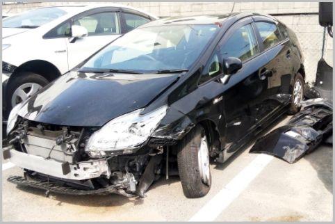 事故車と盗難車の組み合わせ「ニコイチ」とは?