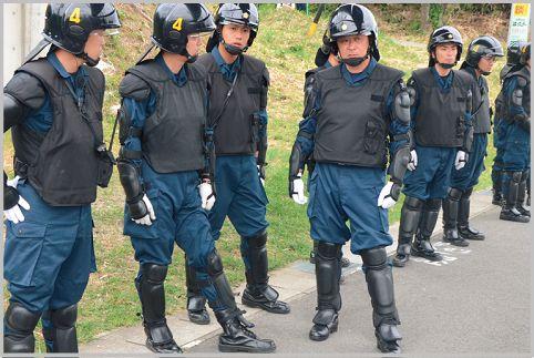 コワモテな機動隊だけじゃない警備部の仕事とは