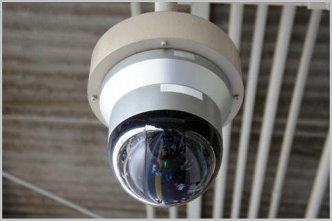 設定が甘い監視カメラ映像をこっそり覗き見する