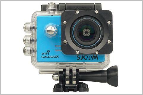 SJCAMは数あるGoProコピーの中では屈指の性能
