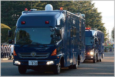 テロ対策を担う警察のドローンは機動隊の所属