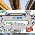 箱崎ジャンクションの渋滞をうまくパスする方法