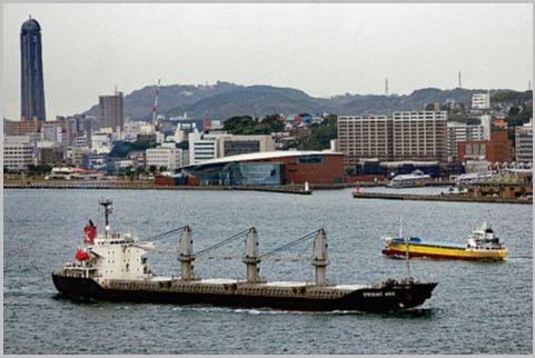 国際VHFは海が離れていても受信できる船舶無線