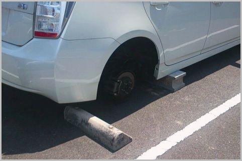 車が盗難される場所ナンバーワンはレンタカー屋