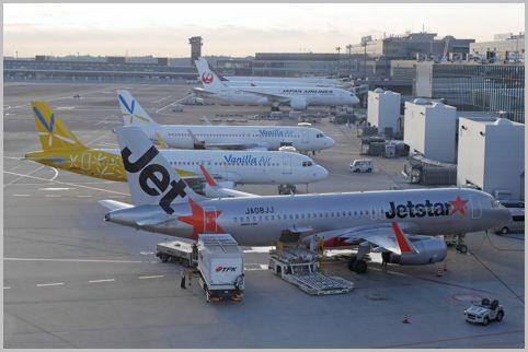 格安航空会社(LCC)の安全性は大手とほぼ同じ