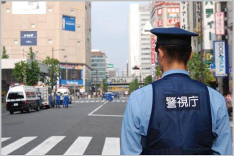 警察官は巡査になってから警察学校に入学する