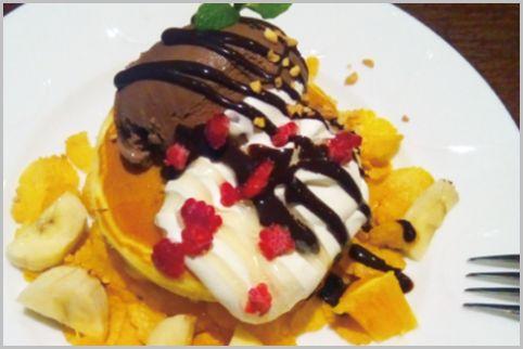 デニーズの誕生日特典は豪華パンケーキが0円