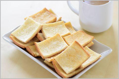 パンの耳をもらっておいしく満腹になれるレシピ