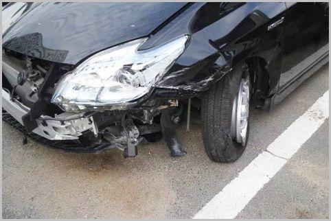 盗難車を事故車で偽装する「目玉抜き」とは?