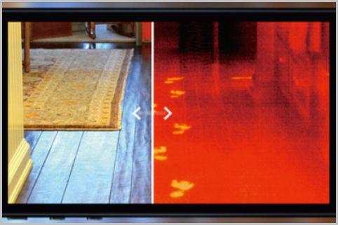 スマホが暗視カメラになる赤外線サーマルカメラ