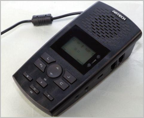 ビジネスホンに対応した通話録音装置で証拠録り