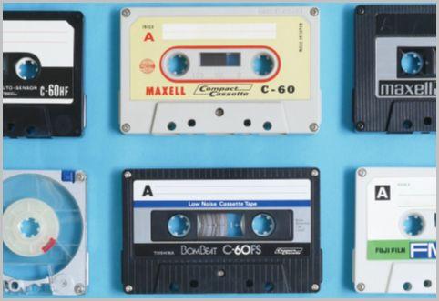 今なぜカセットテープが見直されているのか?