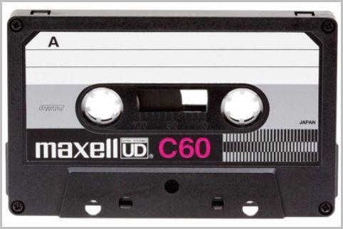 人気が再燃中のカセットテープの歴史を振り返る