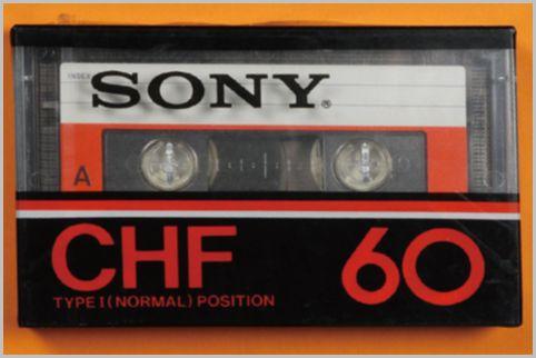 懐かしのソニーの歴代カセットテープを振り返る