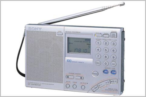 BCLラジオの名機は格安の並行輸入品で2万円