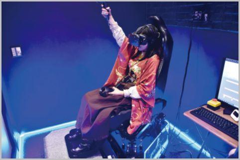 VRコンテンツが楽しい最新ネットカフェガイド