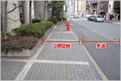 駐車禁止違反の私有地問題と植え込み問題とは?