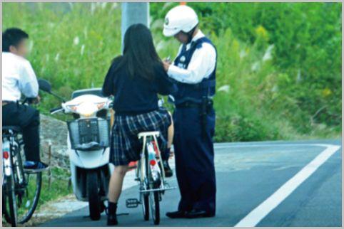 警察の職質を回避できるかもしれないテクニック