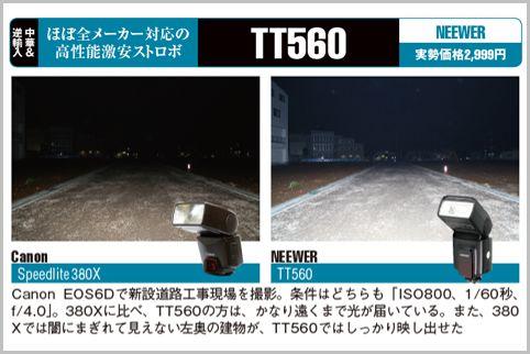 ほぼ全メーカーに対応の高性能ストロボが3千円