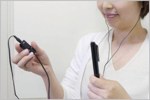 音楽プレーヤーにもなるペン型ボイスレコーダー