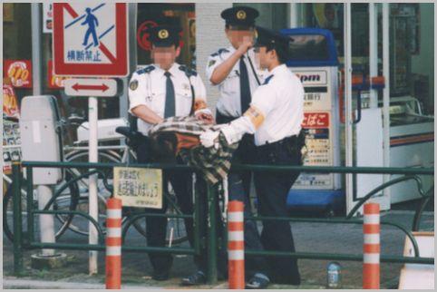 警察用語で「まぐろ」と「たたき」は何の意味?