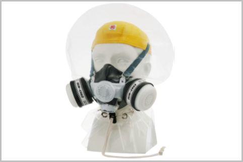 化学物質の体内侵入を防ぐ保護具で万一に備える