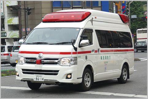 盗聴器発見では緊急車両のサイレン音は救世主