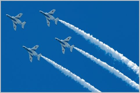 人気上昇中の自衛隊イベント「航空祭」が楽しい