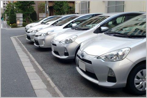 自動車盗難で狙われやすい場所ベスト3はどこ?