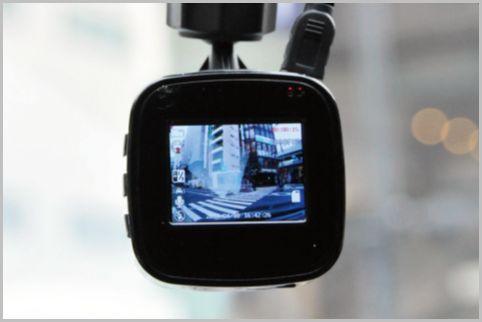 バラエティショップのドライブレコーダーの実力