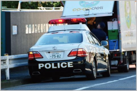 駐車違反で警察が取り締まらない場所があった?