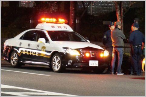 職務質問で逮捕されると警察官の態度が急変する