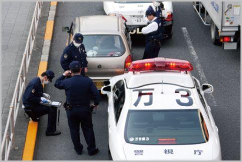 警察用語で「ラジオ」が意味する犯罪名は何だ?